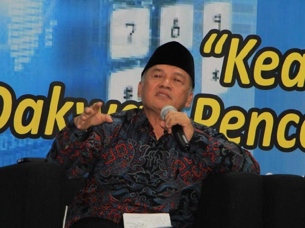 Muhammadiyah Sesalkan Draf Omnibus Law Hapus Kewajiban Sertifikat Halal