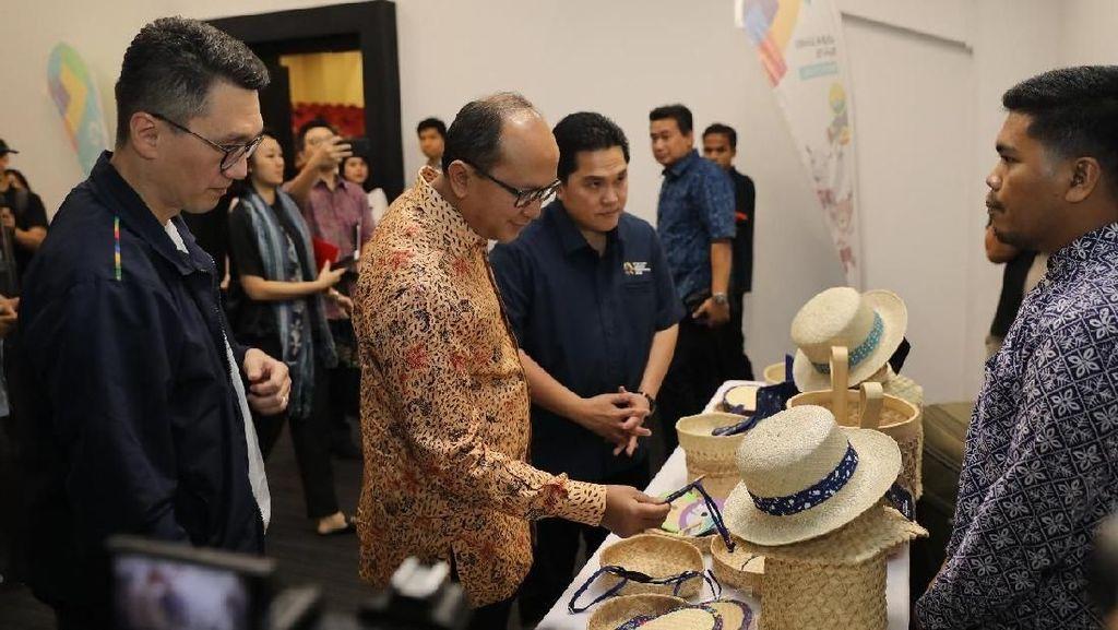 Suvenir Asian Games Didominasi Produk Lokal