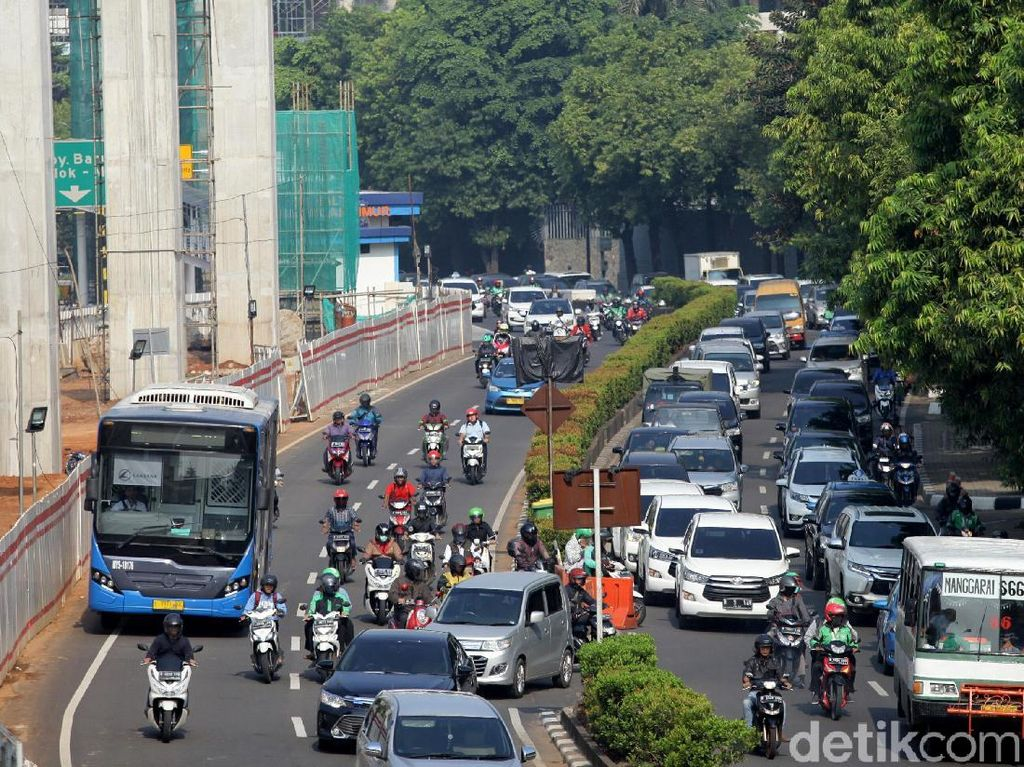 Bagaimana Persiapan Ganjil Genap di Jakarta Jelang Asian Games?