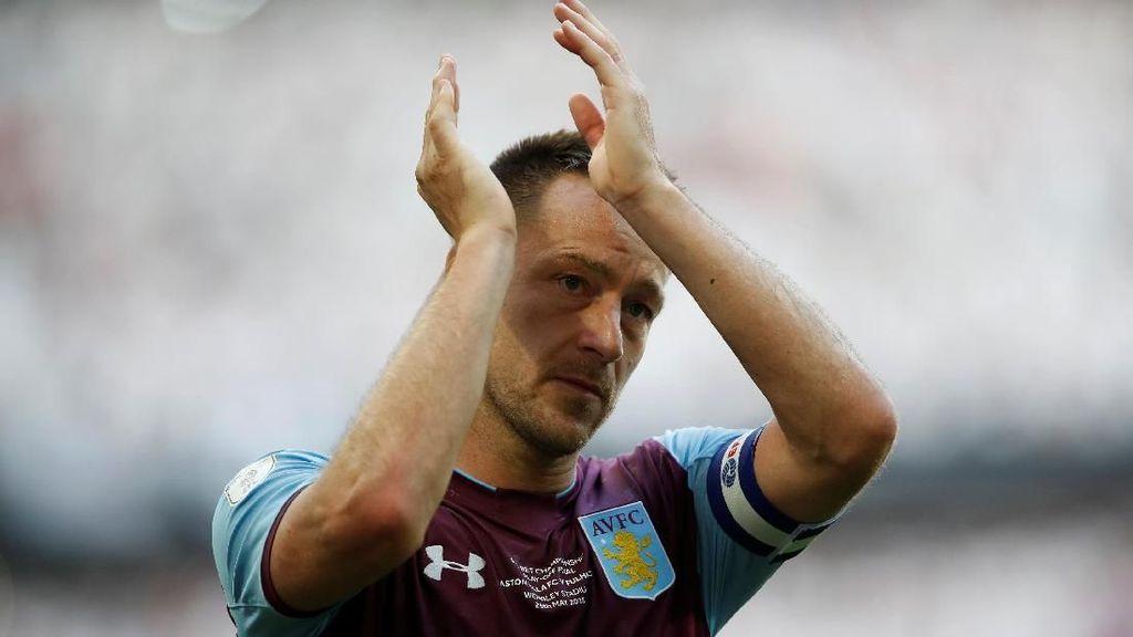 Melihat Lagi Aksi John Terry di Aston Villa