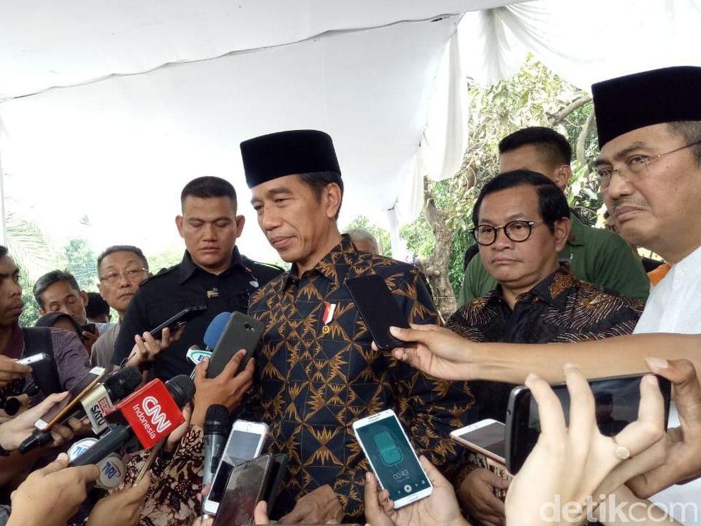 Siapa Suksesor Yudi Latif di Kepala BPIP? Ini Kata Jokowi