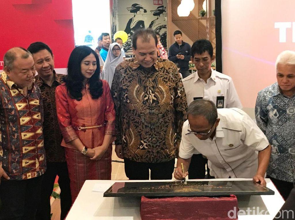 Plt Wali Kota Bogor: 80%  Pegawai Transmart Yasmin Warga Bogor