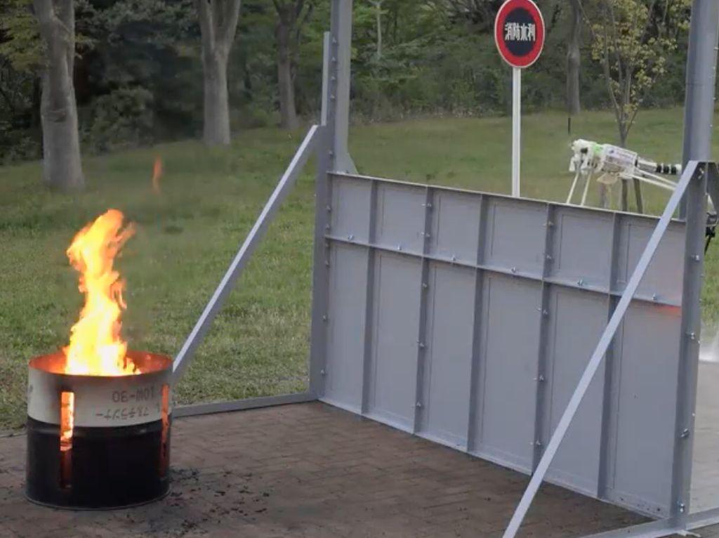 Foto: Naga Pemadam Kebakaran dari Jepang