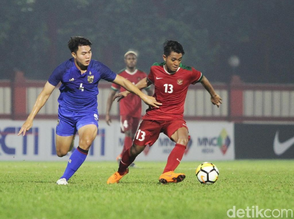 Timnas U-23 Ditaklukkan Thailand
