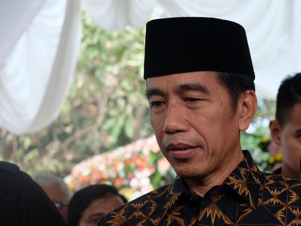 Jokowi Siapkan Waktu Bertemu KPK Bahas RKUHP Usai Lebaran