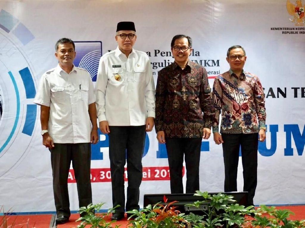 Alokasi Rp 40,35 M, LPDB Ajak KUMKM Aceh Manfaatkan Dana Bergulir