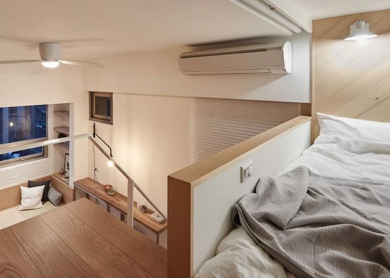 Desain Interior Rumah Mewah 1 Lantai  nggak nyangka rumah tipe 21 bisa didesain jadi seindah ini