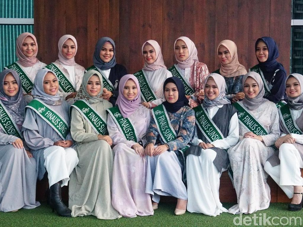 Malam Ini! Grand Final Sunsilk Hijab Hunt 2018 Tayang Langsung di Trans 7