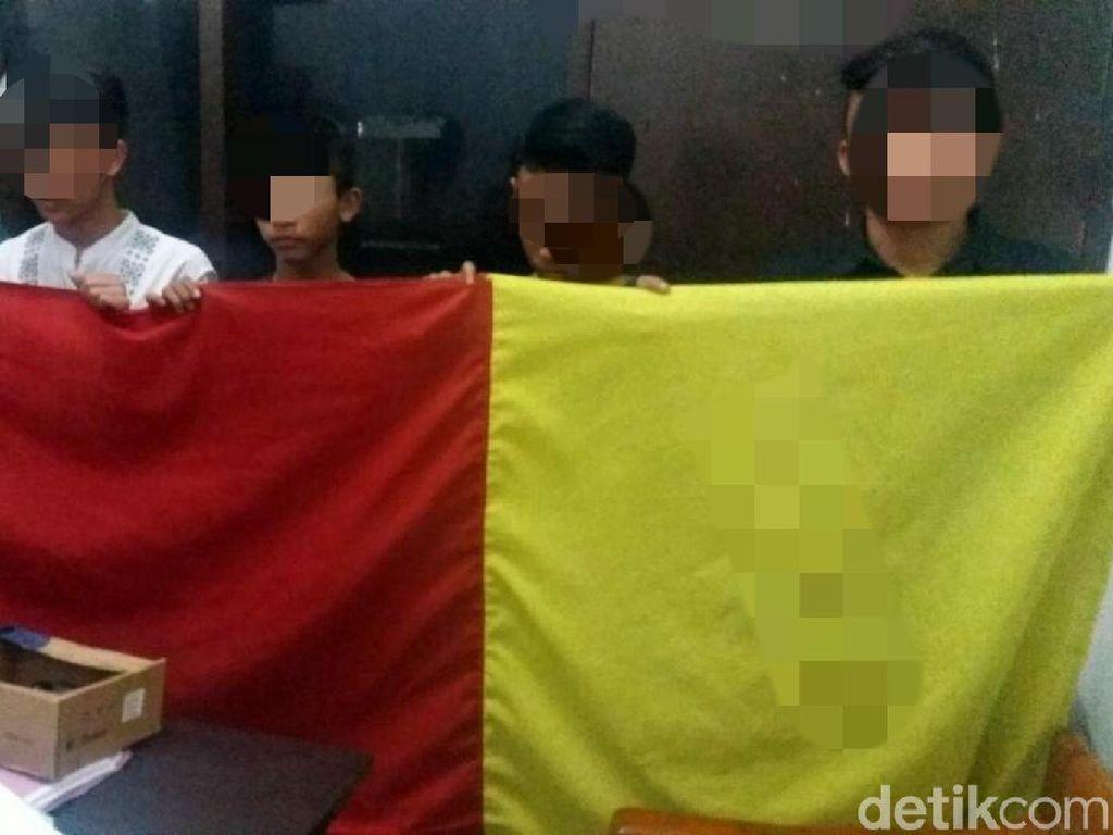 Bikin Resah di Sukabumi, 5 Remaja Geng Motor Ditangkap