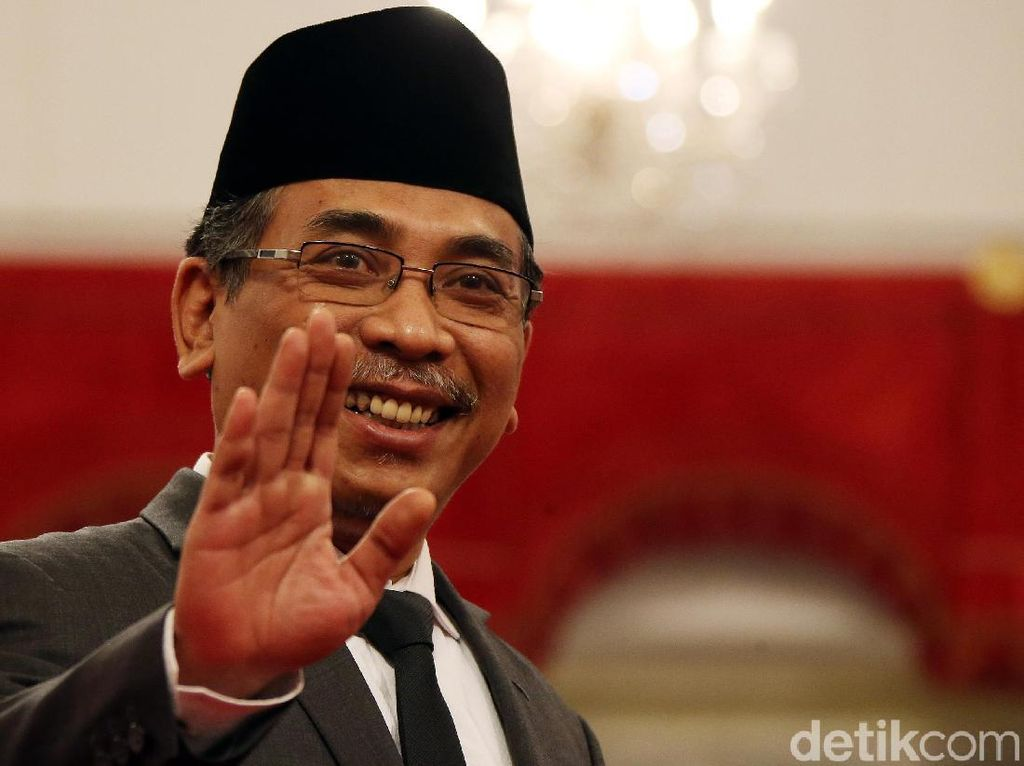 Elite PKS Minta Yahya Staquf Dinonaktifkan, Istana: Apa Urusannya?