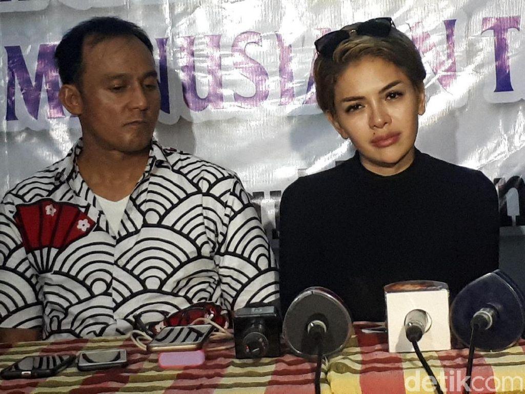 Bukan Dipo, Postingan Galau Nikita Mirzani untuk Mantan Suami