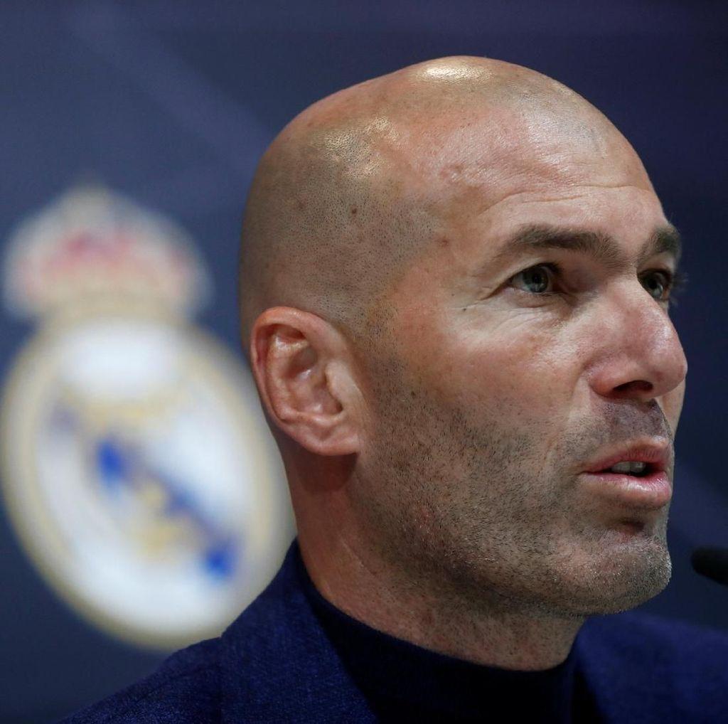 Bayern Jadi Saingan MU untuk Dapatkan Zidane