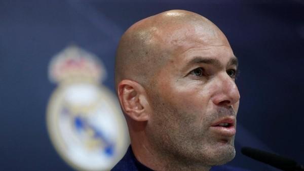 Zidane Mundur Dari Madrid Bukan karena Lelah Jadi Pelatih