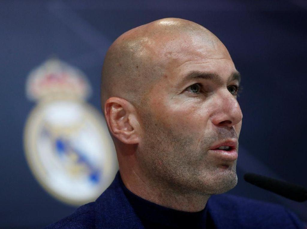 Ungkapan Sedih Fan Real Madrid atas Kepergian Zidane