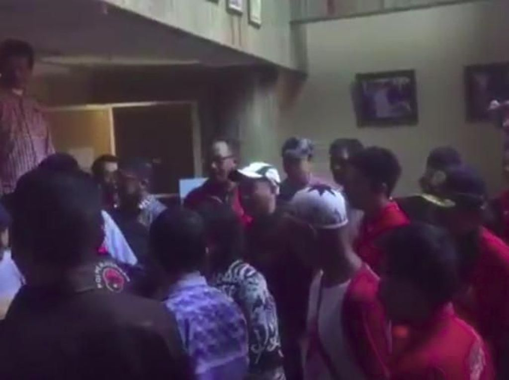 AJI Jakarta Kecam Penggerudukan Kader PDIP di Kantor Radar Bogor