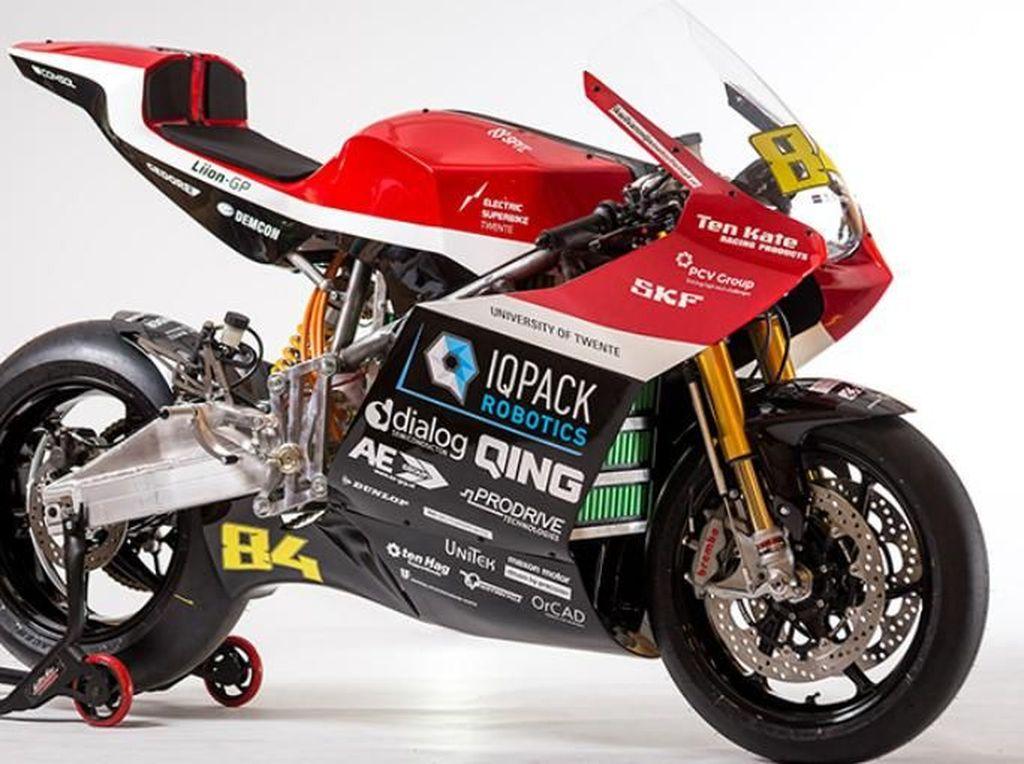 Inikah Tampang MotoGP Berbekal Listrik?