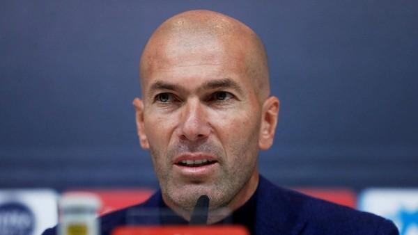 Zidane Ungkap Trofi Favorit dan Momen Paling Mengecewakan Bersama Madrid