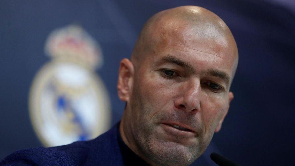 Setelah Real Madrid, Zidane Intip Peluang Latih MU?