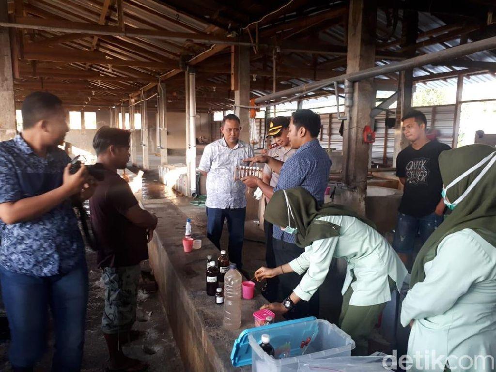 Pemilik Pabrik Tahu Berformalin di Ponorogo Ditetapkan Tersangka