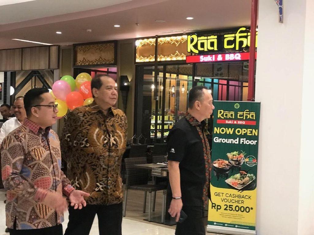 CT Resmikan Transmart Carrefour Yasmin Bogor