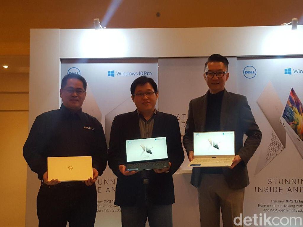 Penampakan Laptop Mungil Rp 23 Juta dari Dell