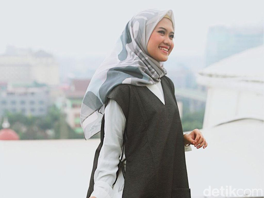 Finalis Sunsilk Hijab Hunt 2018 Ini Bawa Ratusan Suporter dari Ngawi