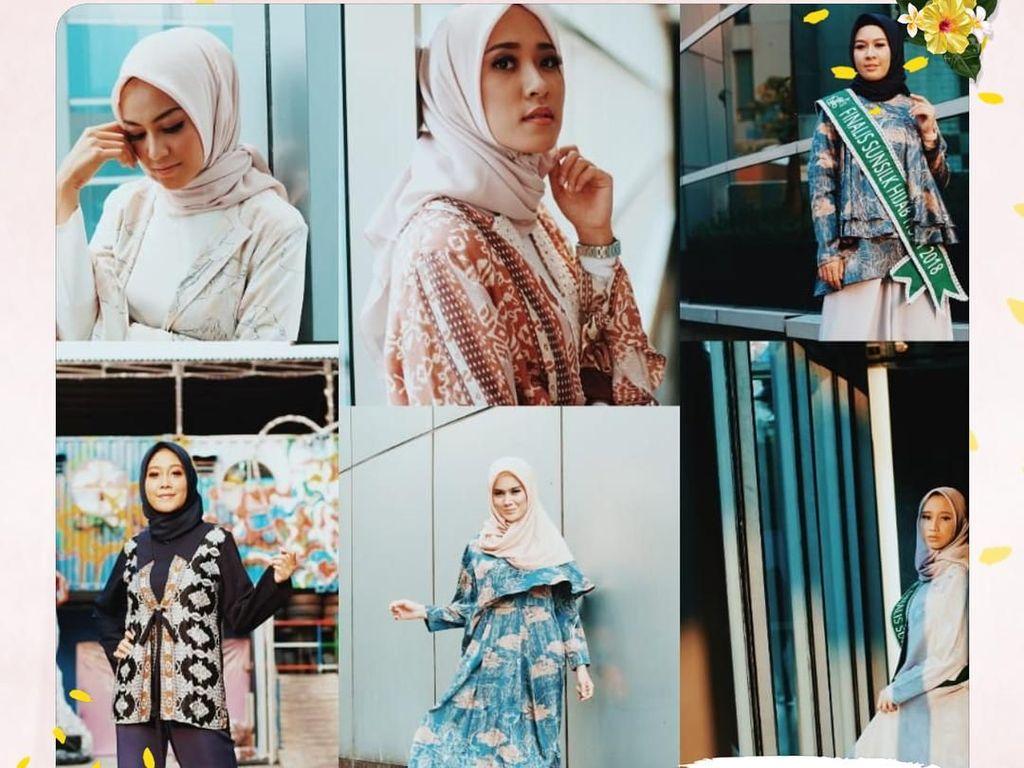 Inilah 5 Finalis Sunsilk Hijab Hunt 2018 dengan Voting Tertinggi Sementara
