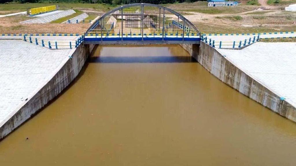 Yuk Lihat Bendungan Pemasok Kebutuhan Air di Balikpapan