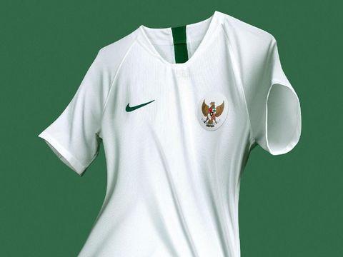 Nike Rilis Jersey Timnas Indonesia 2018