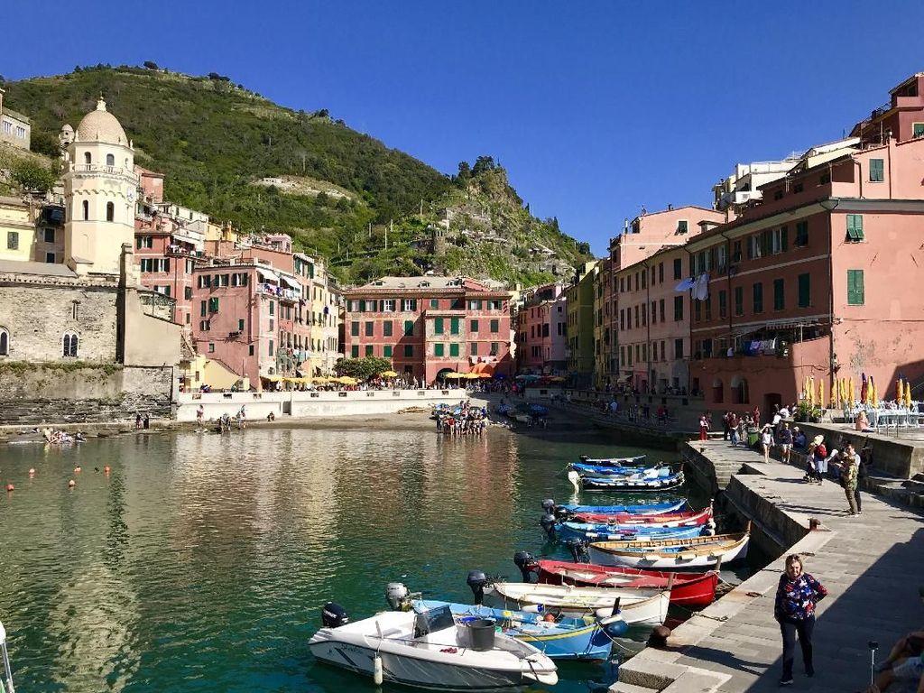 Foto: 5 Desa Paling Cantik di Italia