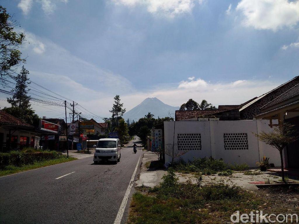 Sempat Dibuka, Objek Wisata di TN Gunung Merapi Ditutup Lagi