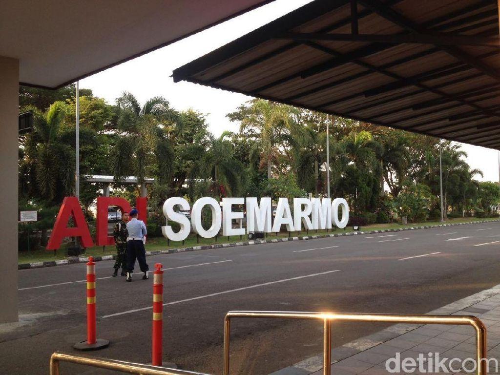 Sempat Tutup karena Abu Merapi, Bandara Solo Kini Kembali Dibuka