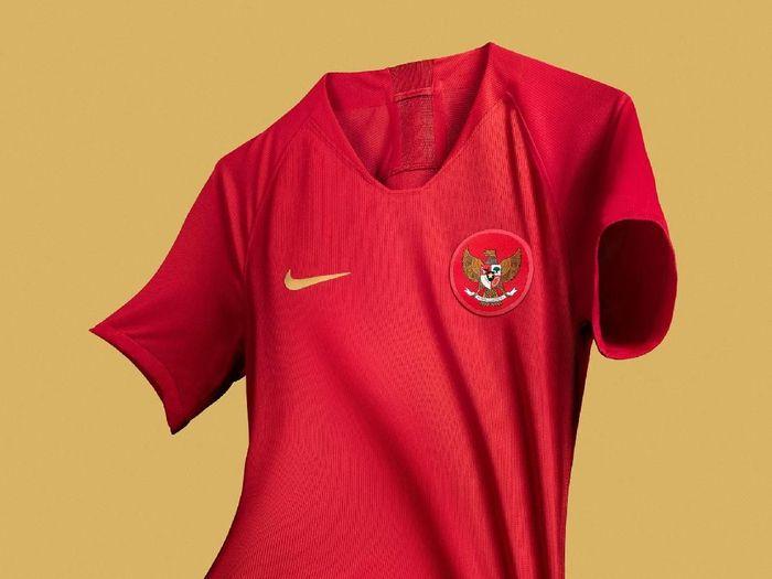 Nike Rilis Jersey Timnas Indonesia 2018. (Foto: Istimewa)