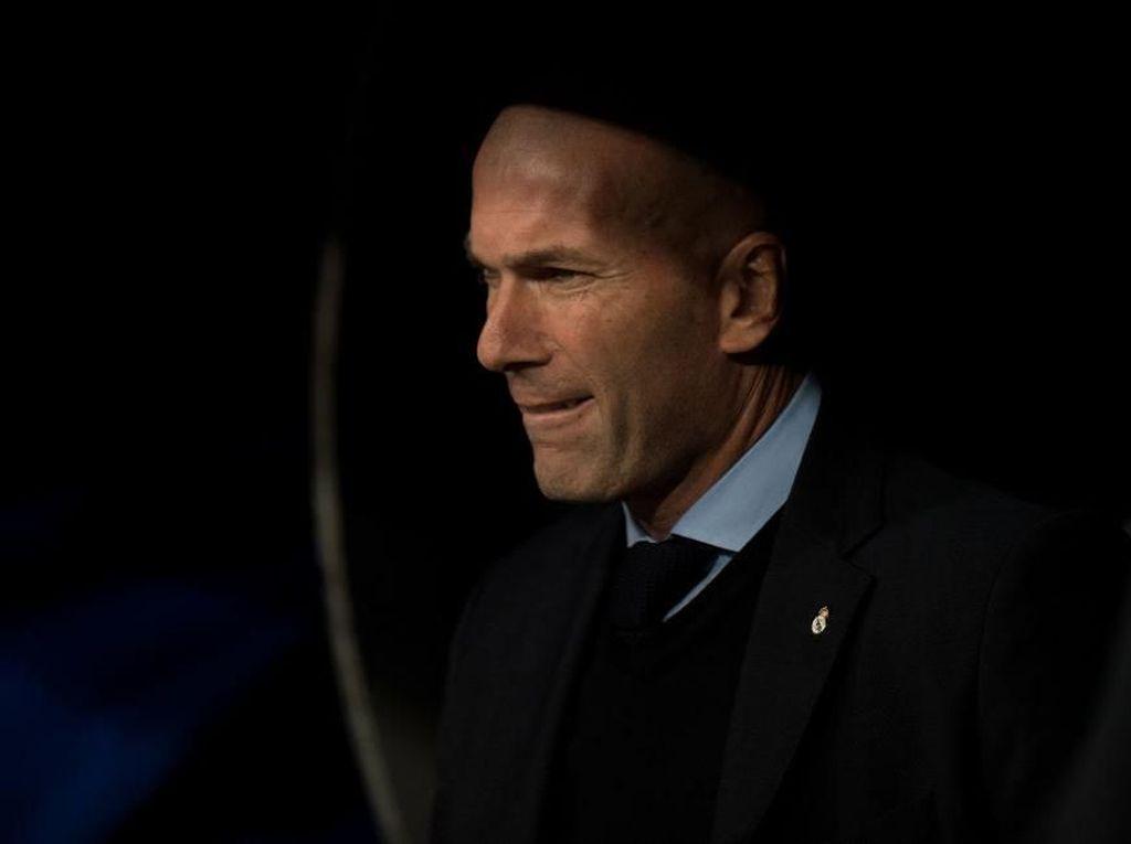 Zidane Pakai Starting XI Ini jika Latih MU dan Dapat Pemain Incaran?