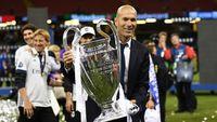 Sedari Awal Tahun Lalu, Zidane Sudah Feeling Madrid Bakal Terpuruk