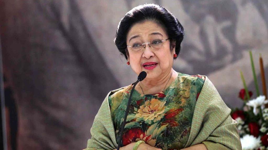 Megawati Hadiri Peringatan 73 Tahun Lahirnya Pancasila