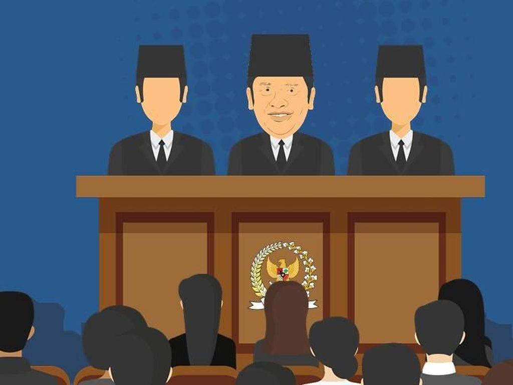 Berapa Sih THR Ketua hingga Anggota DPR? Ini Rinciannya