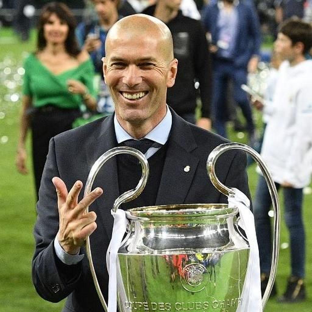 Wanti-wanti Zidane untuk Lopetegui: Pelatih Madrid Harus Memenangi Segalanya