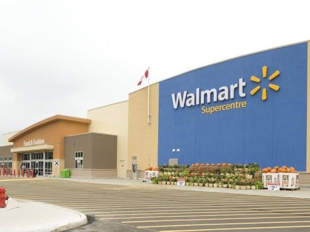 Canggih! Walmart Pakai Drone Kirim Alat Test COVID-19