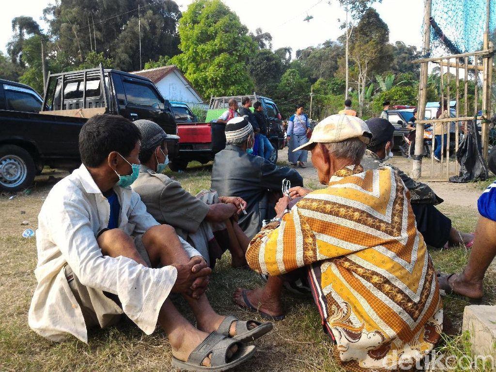 Pasca Erupsi Merapi, Ratusan Warga Boyolali Mengungsi