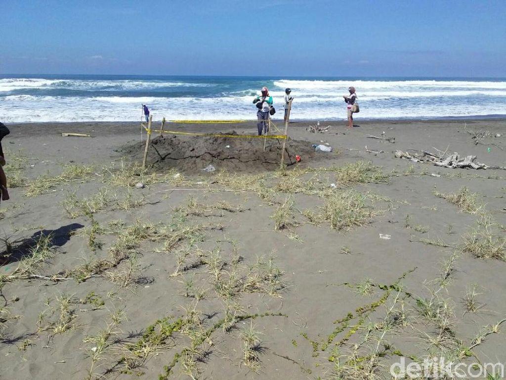Pengakuan Pembunuh Pria Bertato yang Dikubur di Pantai Pangandaran
