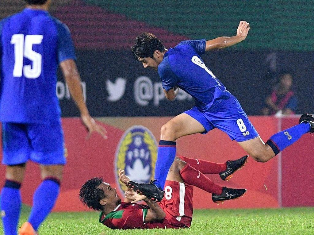 Ini Kata Timnas Thailand Usai Kalahkan Indonesia