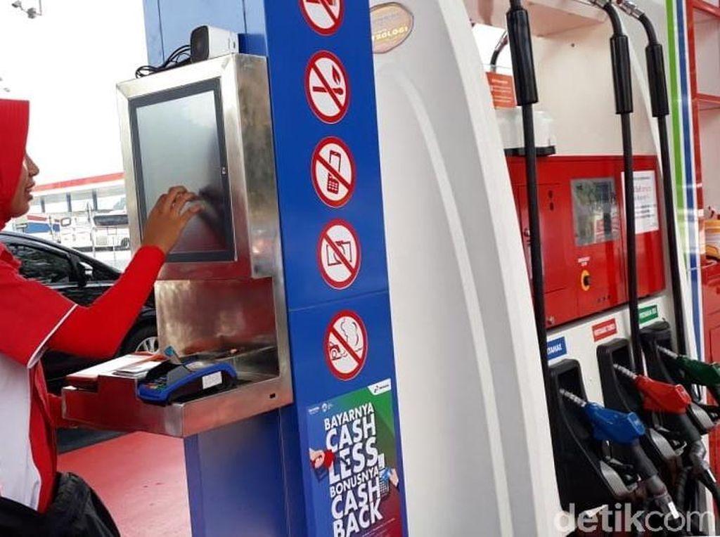 Mudik Iduladha, Pertamina Catat Konsumsi BBM di Trans Jawa Meningkat
