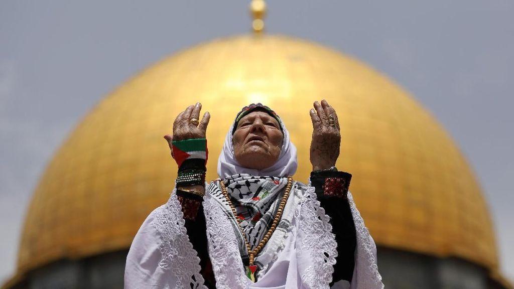 Foto: Ramadan di Yerusalem
