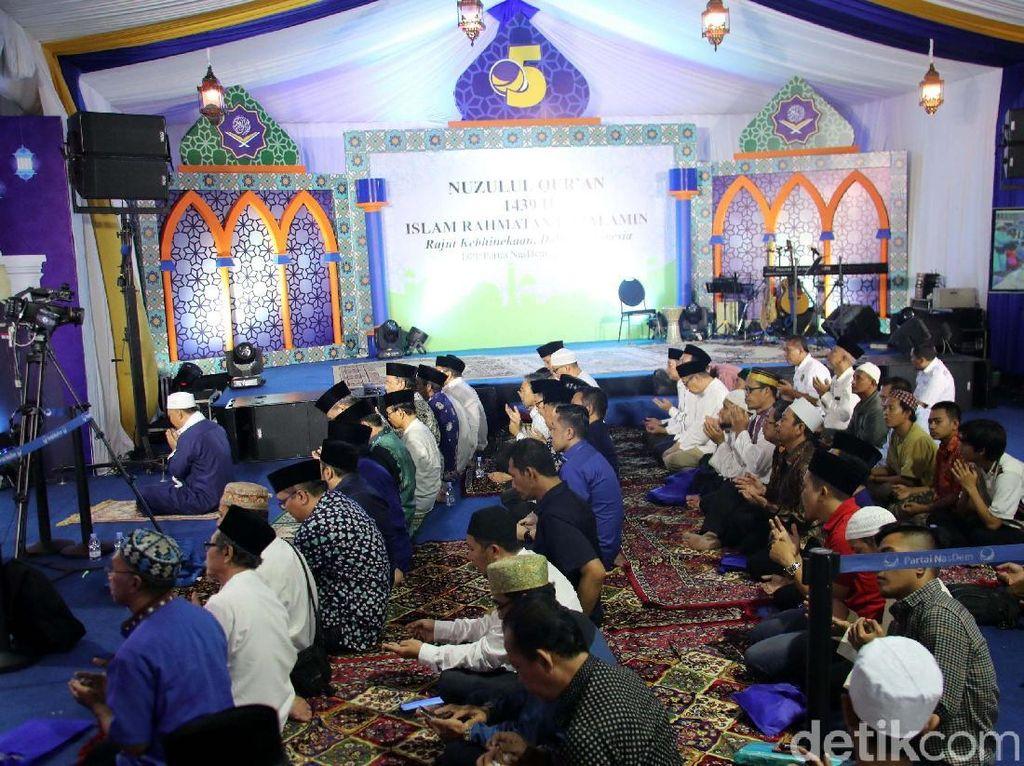 Nuzulul Quran Bersama Anak Yatim