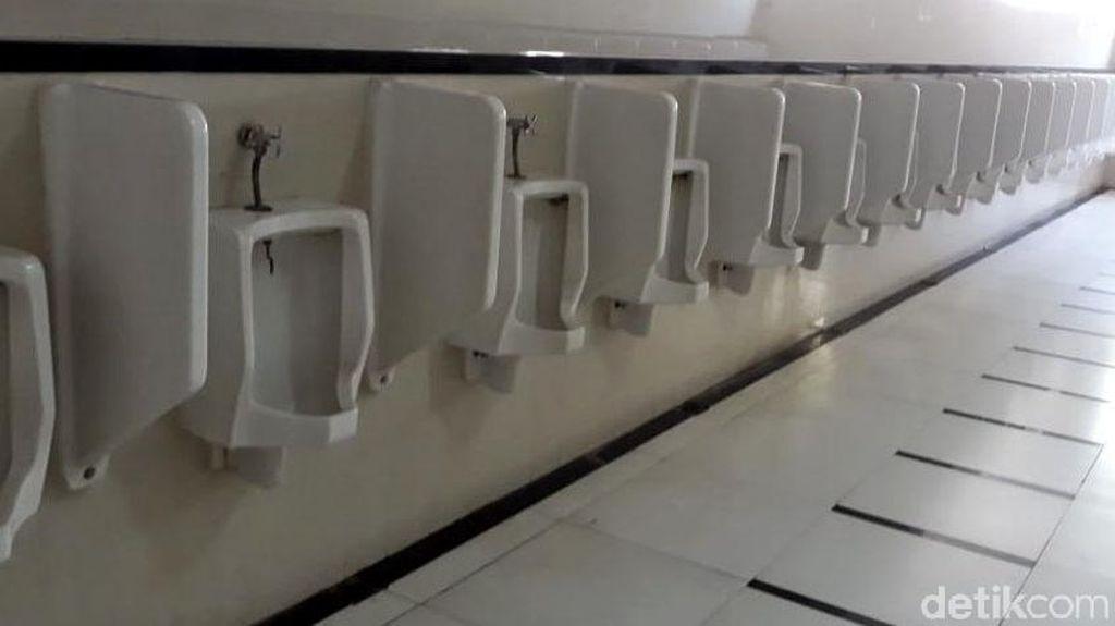 SPBU di Tegal Punya Toilet Terbanyak dan Paling Bersih