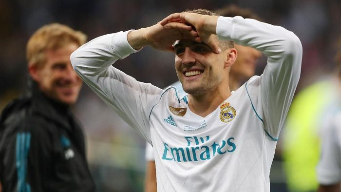 Chelsea meminjam Mateo Kovacic dari Real Madrid selama semusim (Foto: Hannah McKay/Reuters)