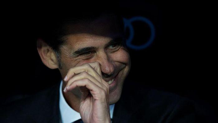 Fernando Hierro ditunjuk jadi pelatih baru Timnas Spanyol untuk Piala Dunia 2018. (Gonzalo Arroyo Moreno/Getty Images)