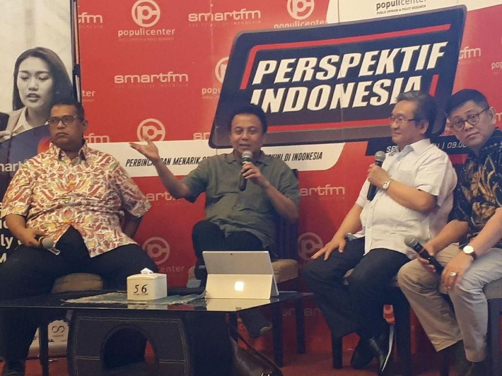Kirim Surat ke Jokowi soal RKUHP, KPK Dinilai Tak Tepat