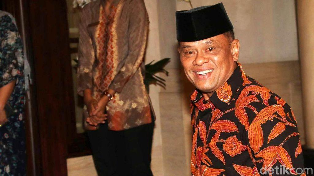 Gatot Nurmantyo Cawapres Potensial untuk Prabowo atau Anies